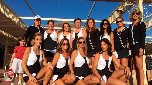 Campeonato de Andalucía veteranas